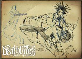 Official Art - Ani 2 by IanStruckhoff