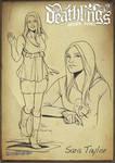 Official Art - Sara