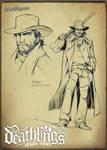 Official Character Art -