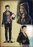 Dark-Thief tryout - Anne
