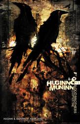Huginn + Muninn Pinup - AZ by IanStruckhoff