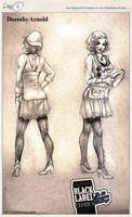 4. Dorothy Arnold by IanStruckhoff