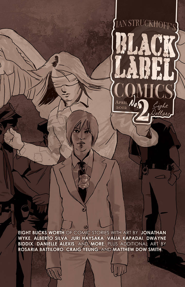 Black Label Comics no. 2