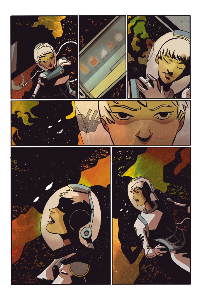 FAILSAFE Page 16 - Colors