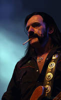 Lemmy is God by SeventhTower