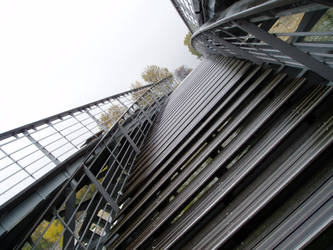 Parisian Bridge by fuzzpooh