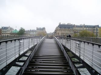 Parisian Bridge 2 by fuzzpooh
