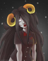 Ghost Aradia by Meadow-Frost