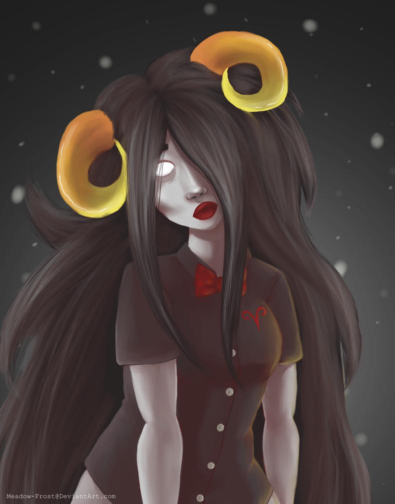 Ghost Aradia by Meadow-Frost