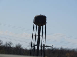 Water Tower [STOCK]