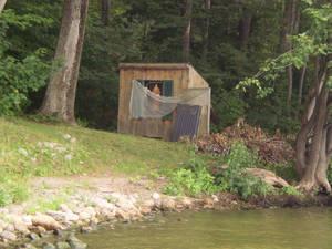Jason's Shack on the Lake [STOCK]