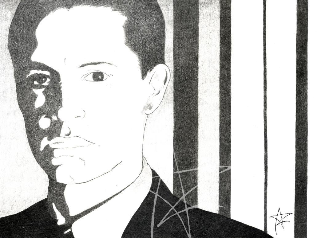 Twin Peaks: Agent Dale Cooper by AzrielMordecai