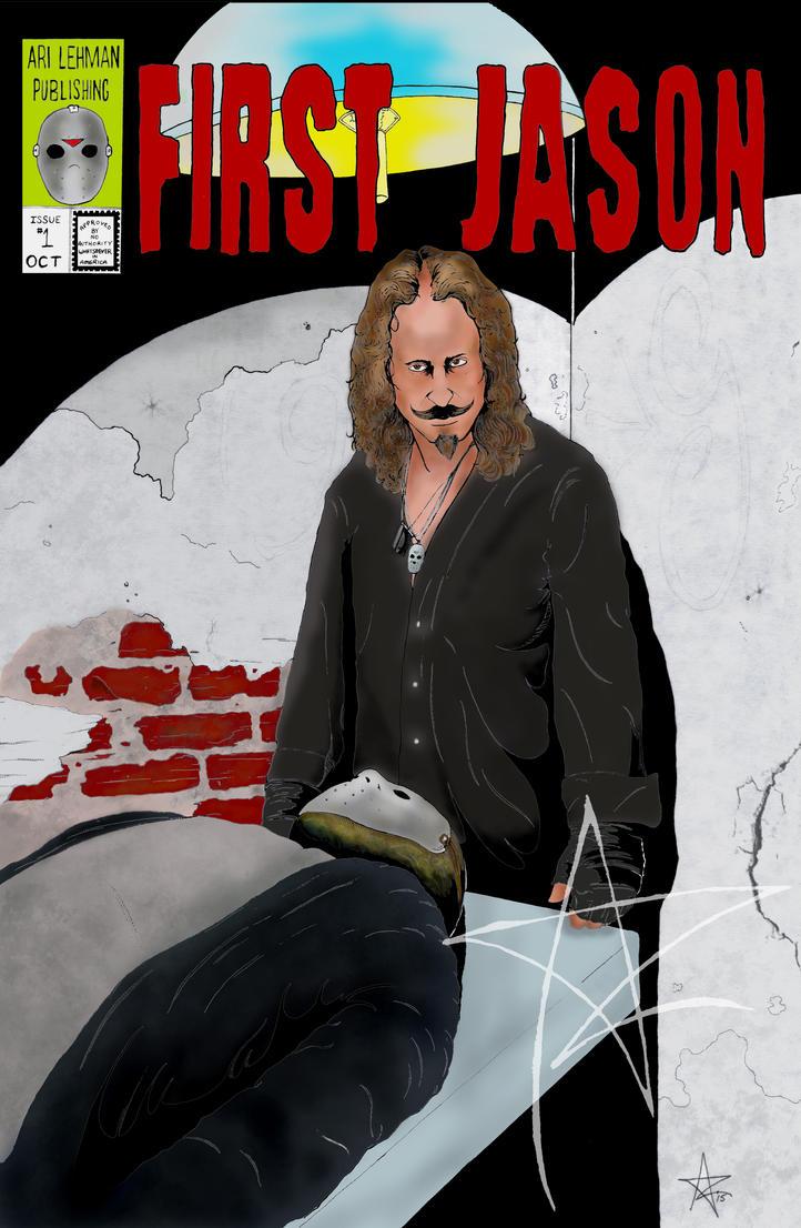 First Jason (Colored) by AzrielMordecai