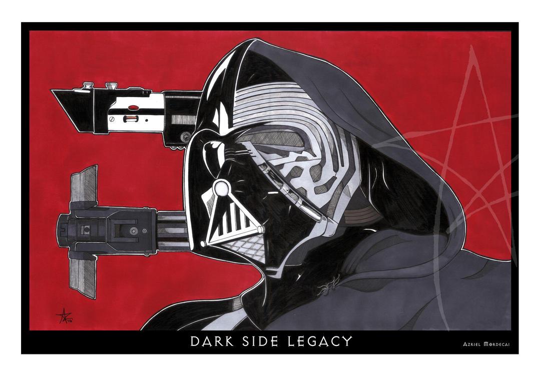 Dark Side Legacy by AzrielMordecai