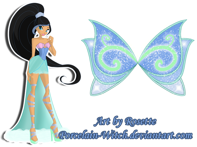Victoria Harmonix by Porcelain-Witch
