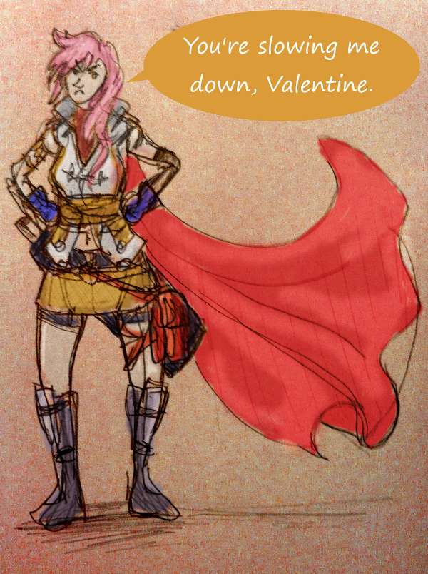 Fabulous Valentines - Lightning by Laleira-Granite