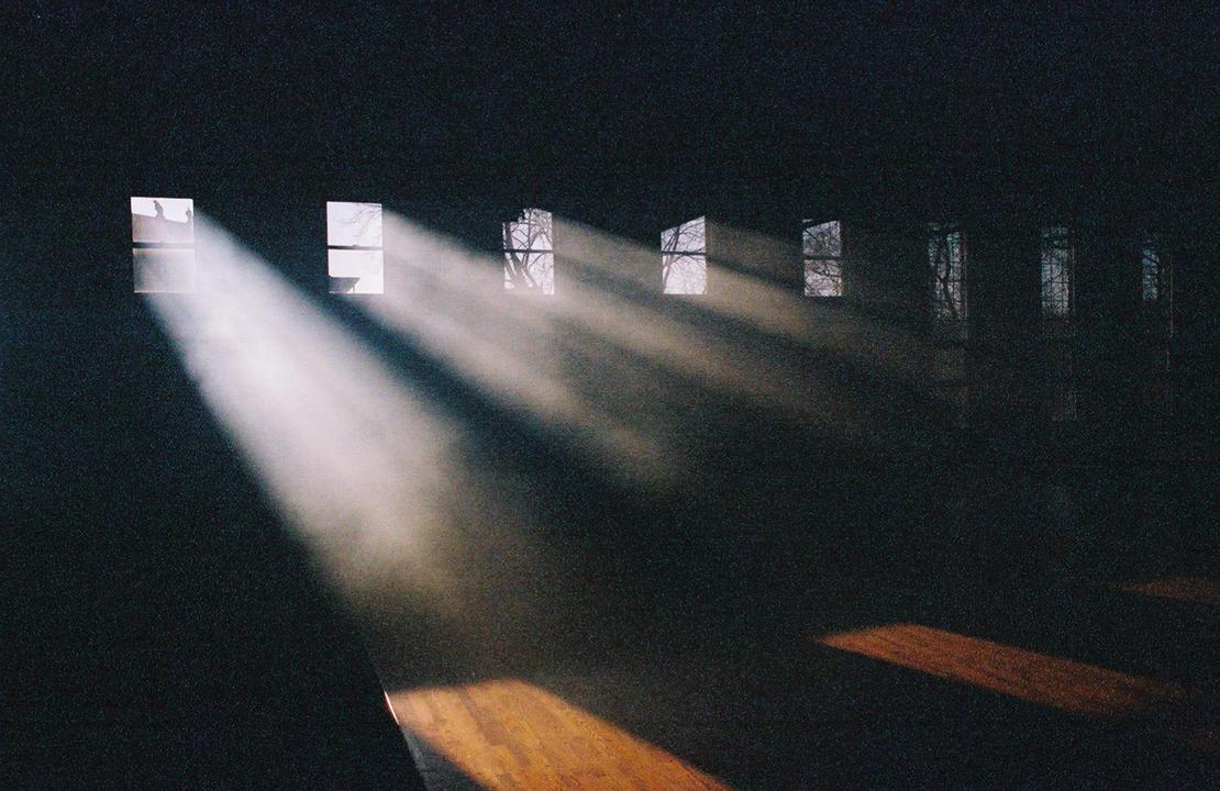 Iridescent for Window lights