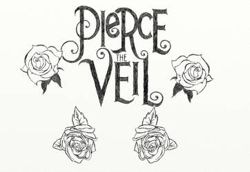 pierce the veil WIP by mylifeislove