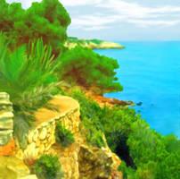 southern sea by svet-svet