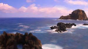 Marine background by svet-svet