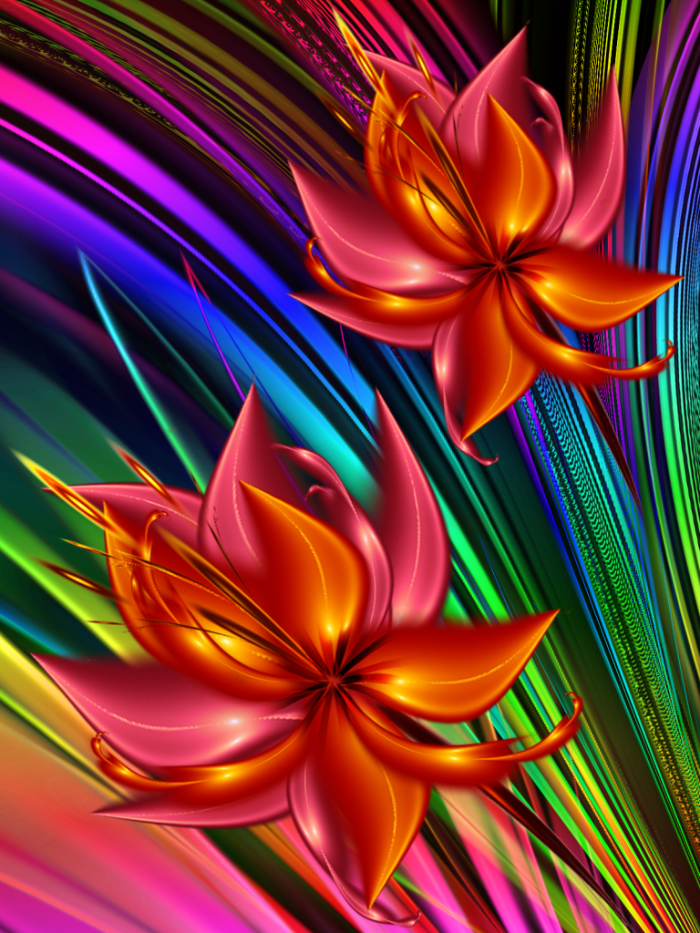 Oriental Tulips by svet-svet