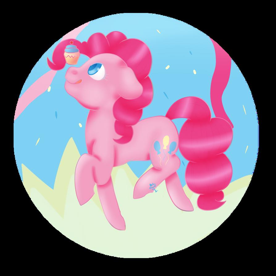 Pinkie Pie (+SPEEDPAINT) By Digiko-Kagami On DeviantArt