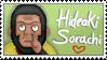 Gorilla Support Stamp - Hideaki Sorachi by Sataraki