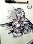 Work in Progress - Jaina - World of Warcraft