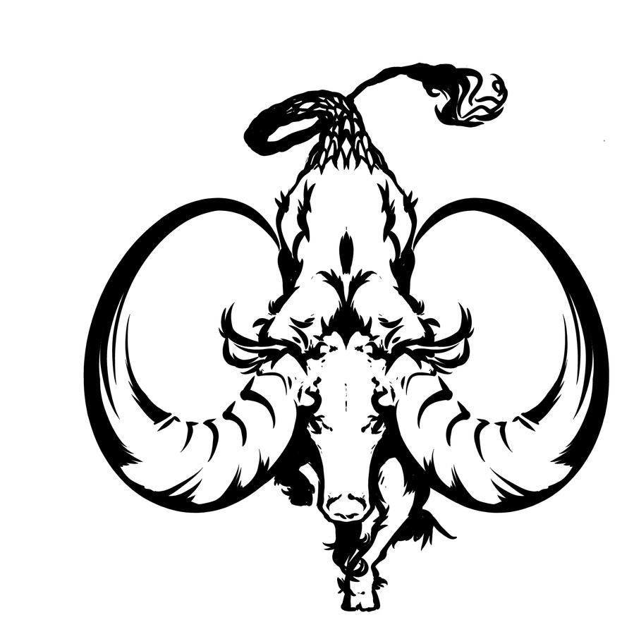 Capricorn Tattoo By Cocoaeyes On Deviantart