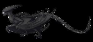 Winged Xenomorph