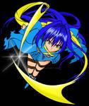 Yumi in colored