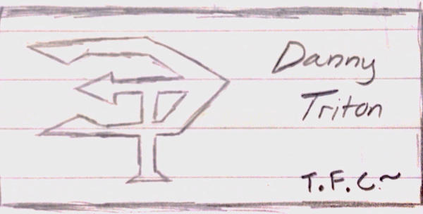 DT for Danny Triton by TheFullCatastrophe