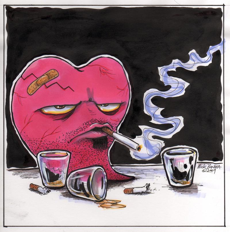 Broken Heart by Phraggle on DeviantArt