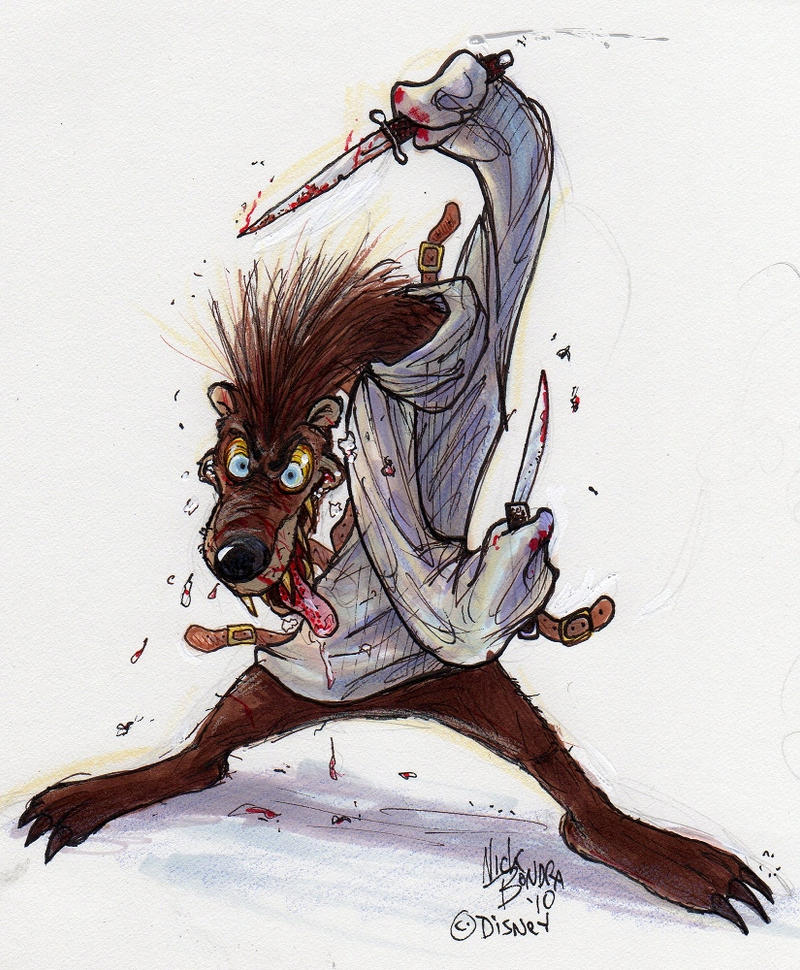 Psycho Weasel Is Psycho by Phraggle on DeviantArt