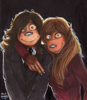 Ralph and Amber