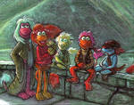 Music Has The Right To Fraggles