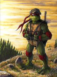 Future Raphael by Phraggle