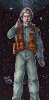 Matt the Radar Technician