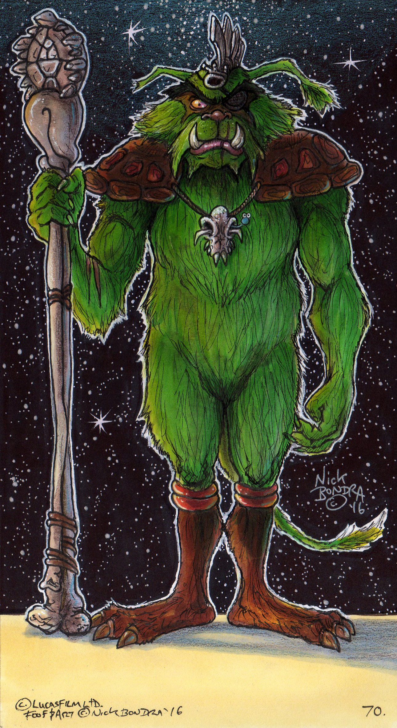 King Gorneesh by Phraggle
