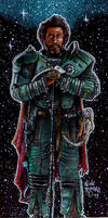 Saw Gerrera ( Rogue One )