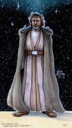 Luke Skywalker ( Episode 7 ) by Phraggle