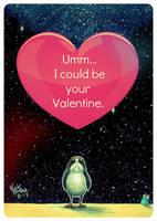 Porg Valentine