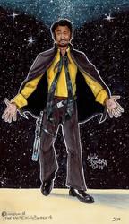 Lando Calrissian ( Solo ) by Phraggle