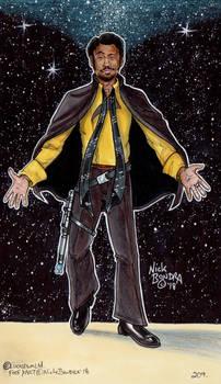 Lando Calrissian ( Solo )