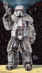 Range Trooper by Phraggle