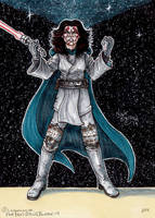 Naare with Sith Face by Phraggle
