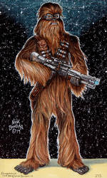 Chewbacca ( Solo ) by Phraggle