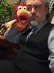 Puppet G and Me