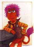 Poster Fraggle