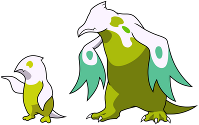 151 Poison Fakemon 6: Acid Penguin